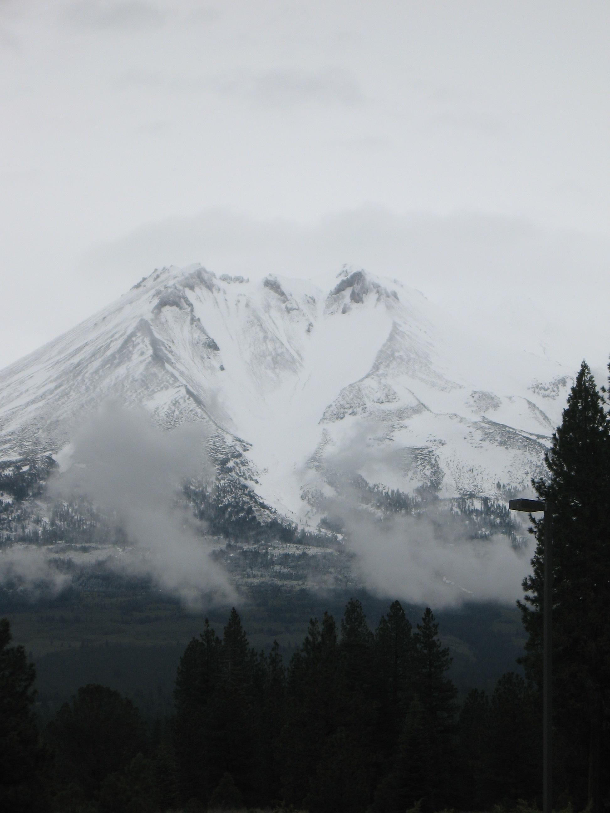 Mt. Shasta's Heart